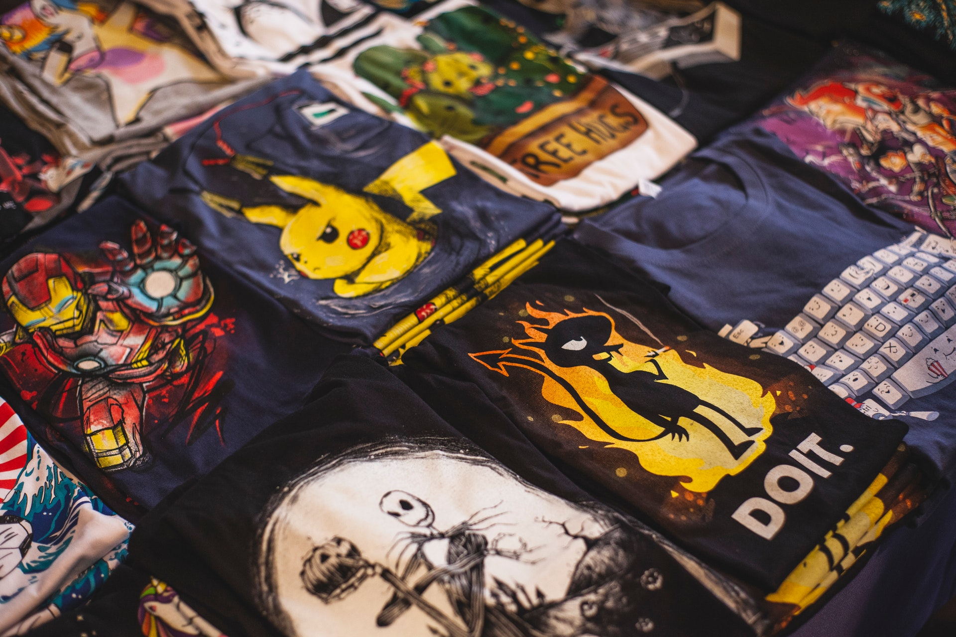 What Makes a Good T-Shirt Design?